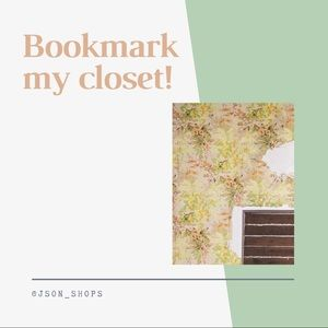 🌿BOOKMARK MY CLOSET🌿